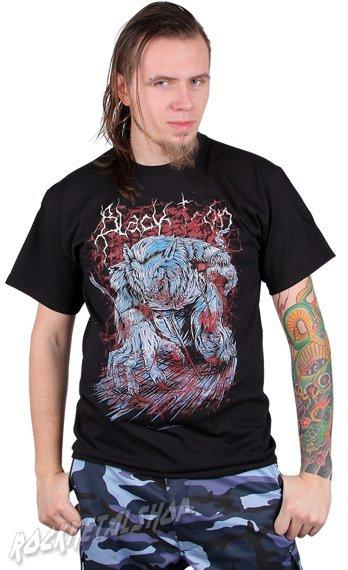 koszulka BLACK ICON - ATTACK czarna (MICON051BLC)