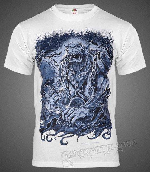 koszulka BLACK ICON - CONQUEROR biała (MICON058 WHITE)