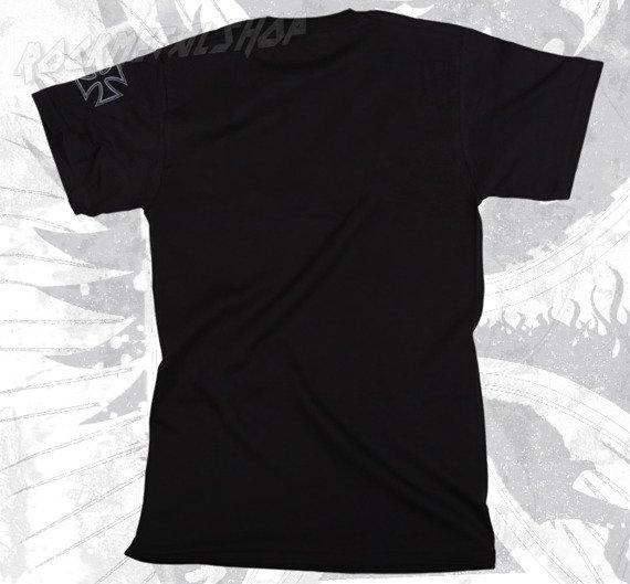 koszulka BLACK ICON - CROSS FIRE (MICON015 BLACK)
