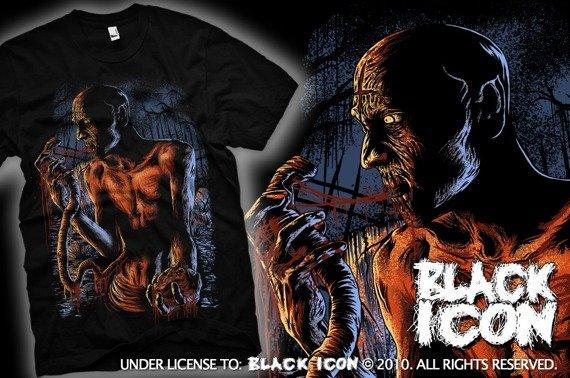 koszulka BLACK ICON - DINNER (MICON011)