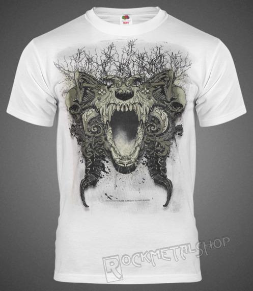 koszulka BLACK ICON - FEAR biała (MICON032 WHITE)