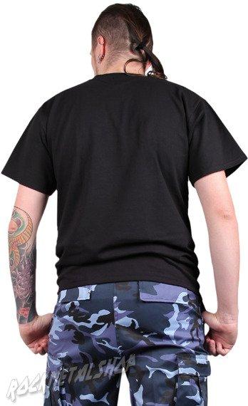 koszulka BLACK ICON - ICE MAN czarna (MICON049BLC)