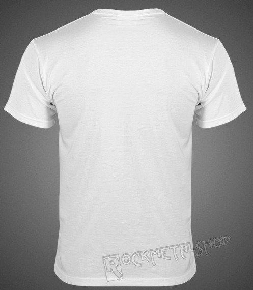 koszulka BLACK ICON - INDUSTRIAL SKULL (MICON120 WHITE)