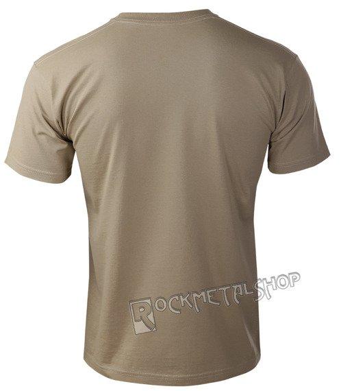 koszulka BLACK ICON - MONSTGREEN (MICON085 KHAKI)