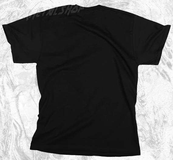 koszulka BLACK ICON - MURDER (MICON026 BLACK)