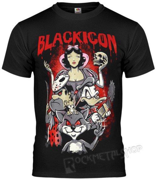 koszulka BLACK ICON - NIGHTMARE (MICON122 BLACK)