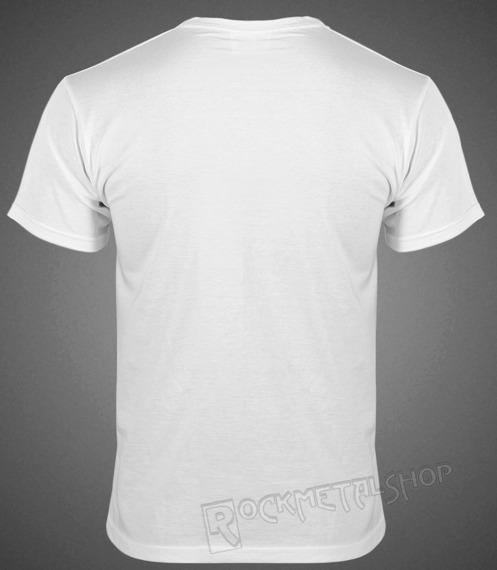 koszulka BLACK ICON - NU PAGADI (MICON121 WHITE)