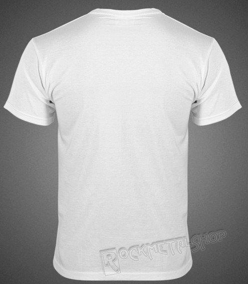 koszulka BLACK ICON - PIZZA (MICON137 WHITE)