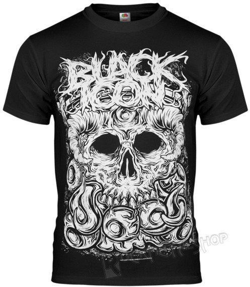 koszulka BLACK ICON - RISE UP (MICON066 BLACK)