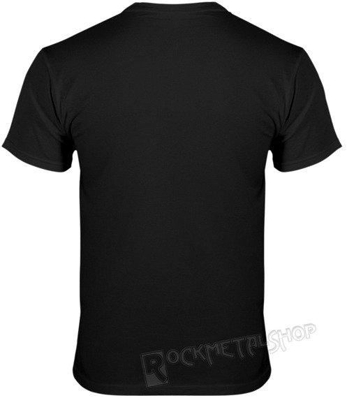 koszulka BLACK ICON - ROCK'N'ROLL IS DEAD black (MICON107BLC)