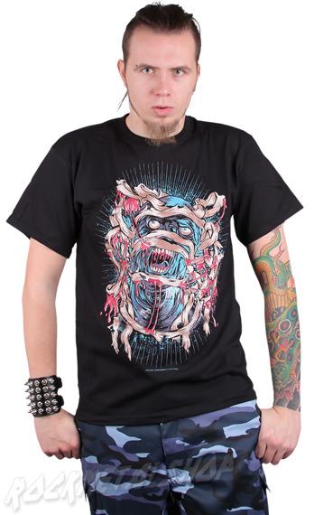 koszulka BLACK ICON - SCREAM OF THE MUMMY (MICON046)