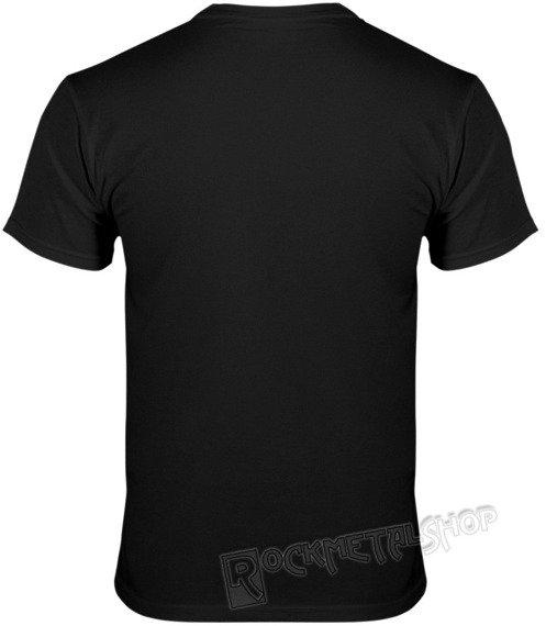 koszulka BLACK ICON - SEX, DRUGS... (MICON149 BLACK)