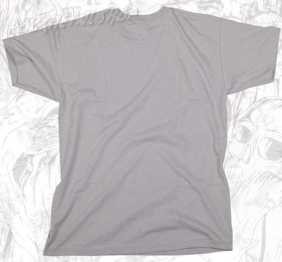 koszulka BLACK ICON - THE EYE OF DEATH grey (MICON028GRY)