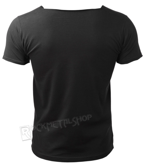 koszulka BLACK ICON - YOUR GOD IS NOT LISTEN (MICON108 V-NECK BLACK)