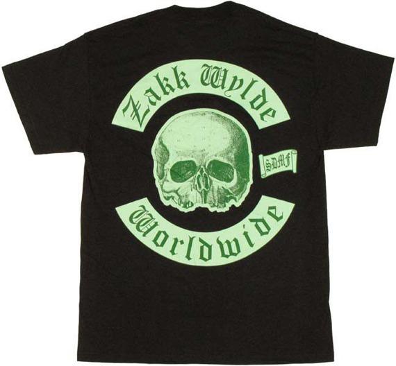 koszulka BLACK LABEL SOCIETY - ZAKK PHOTO