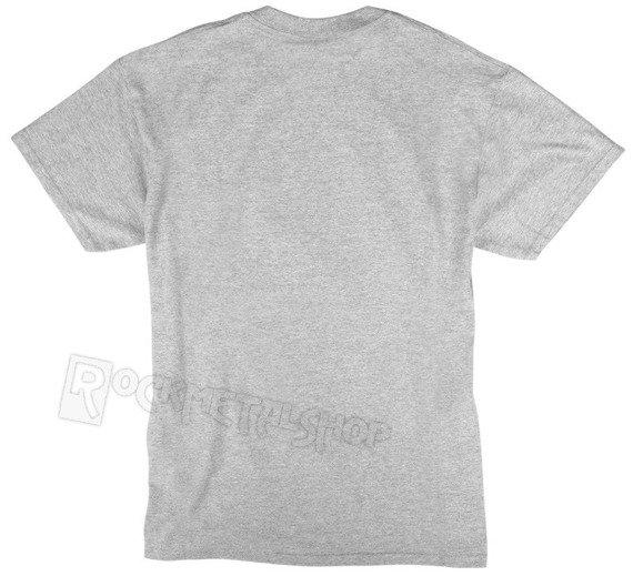 koszulka BLACK SABBATH - 13 FLAME CIRCLE szary melanż