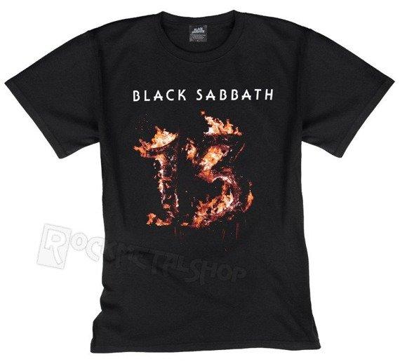 koszulka BLACK SABBATH - 13 NEW ALBUM