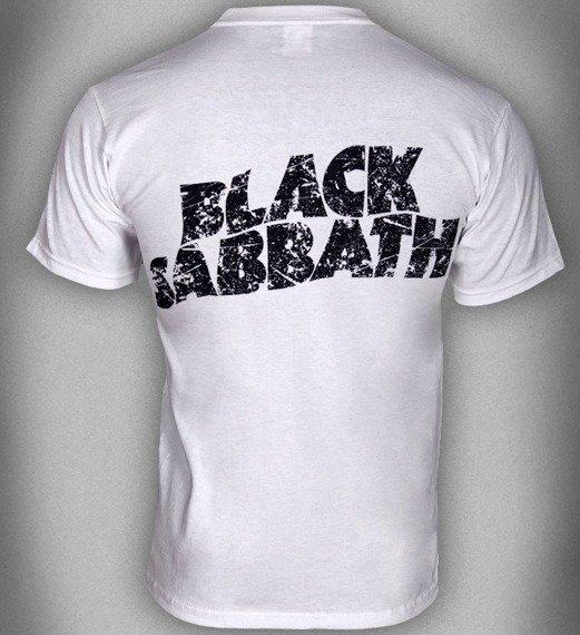 koszulka BLACK SABBATH - SAW white