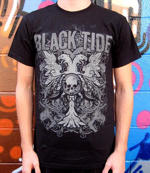 koszulka BLACK TIDE - EAGLE