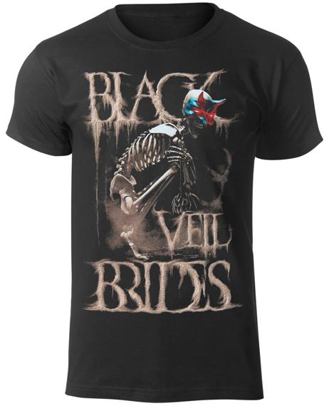 koszulka BLACK VEIL BRIDES - DUST MASK