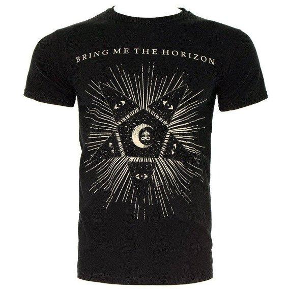 koszulka BRING ME THE HORIZON - BLACK STAR