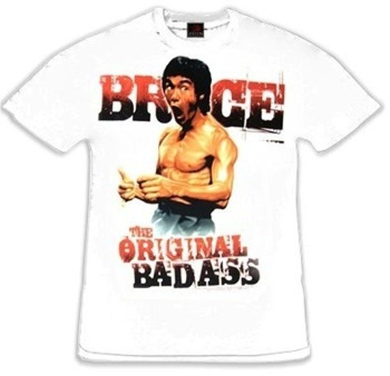 koszulka BRUCE LEE -  ORGINAL BADASS