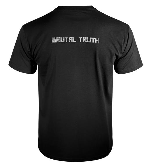 koszulka BRUTAL TRUTH - END TIME