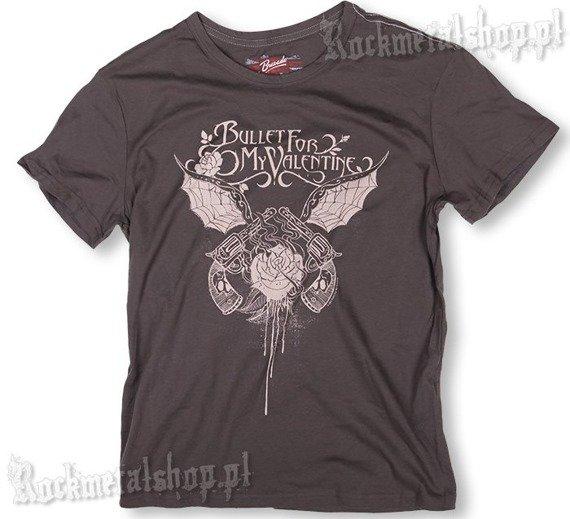 koszulka BULLET FOR MY VALENTINE  - VINTAGE GUNS