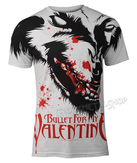 koszulka BULLET FOR MY VALENTINE - WEREWOLF