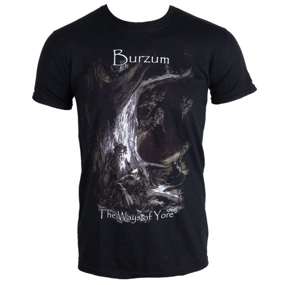 koszulka BURZUM - THE WAYS OF YORE