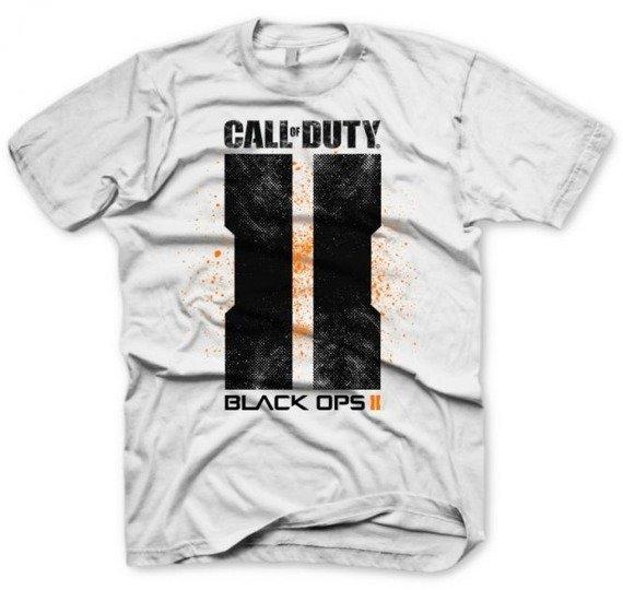 koszulka CALL OF DUTY BLACK OPS II - SPLASH