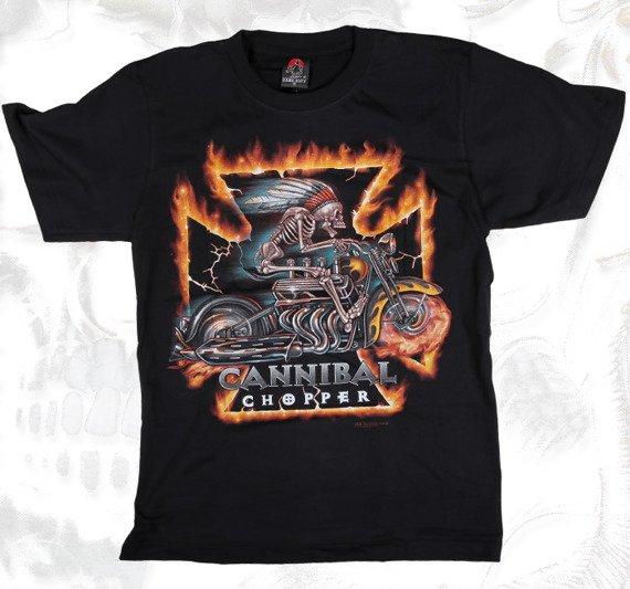 koszulka CANNIBAL CHOPPER