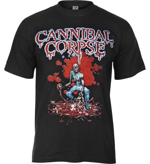 koszulka CANNIBAL CORPSE - FRANTIC DISEMBOWELMENT
