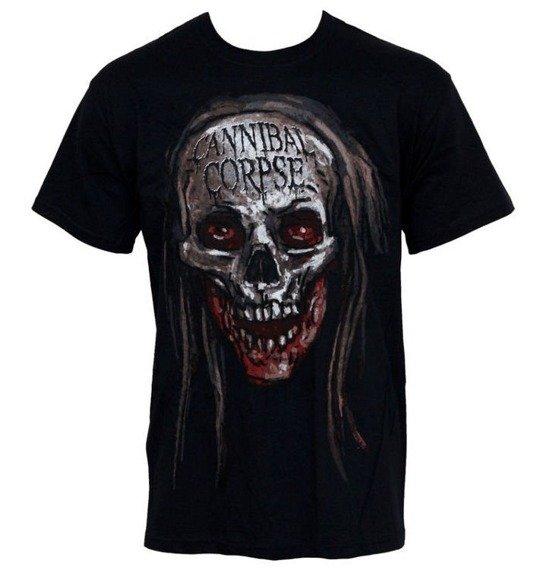 koszulka CANNIBAL CORPSE - SKULL