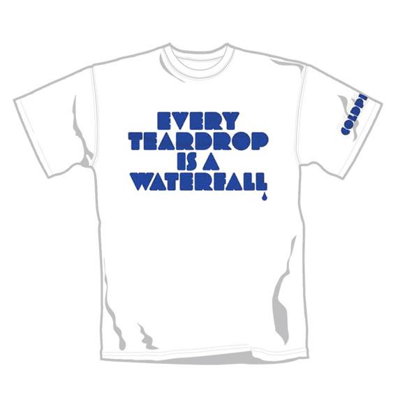 koszulka COLDPLAY - EVERY TEARDROP