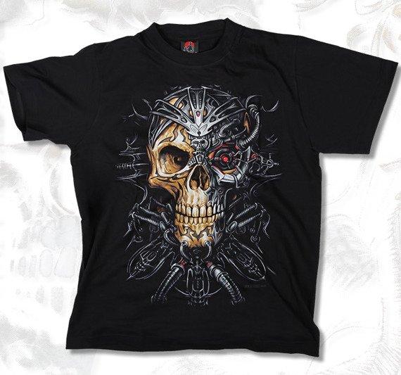 koszulka CYBER SKULL