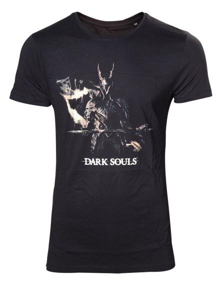 koszulka DARK SOULS - BLACK KNIGHT