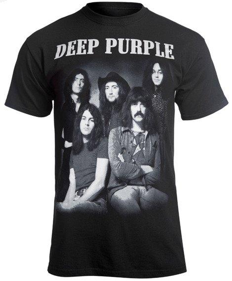 koszulka DEEP PURPLE - BAND