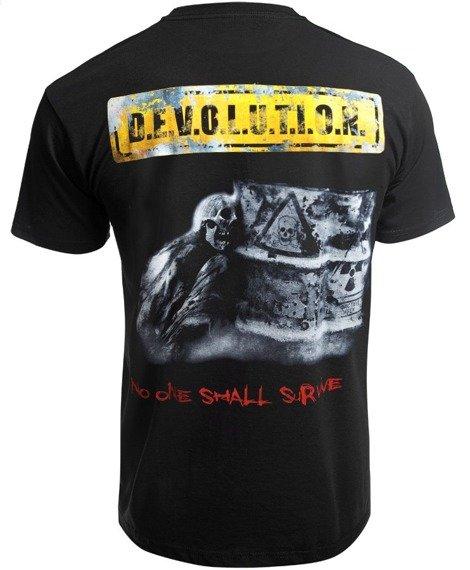 koszulka DESTRUCTION - D.E.V.O.L.U.T.I.O.N.