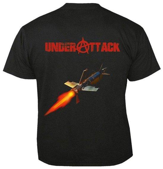 koszulka DESTRUCTION - UNDER ATTACK