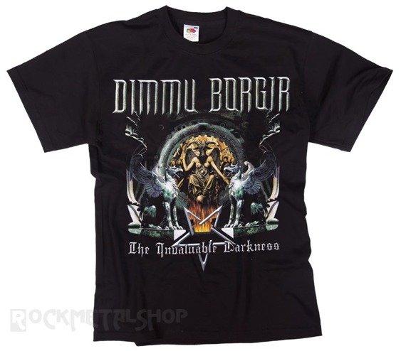 koszulka DIMMU BORGIR - THE INVALUABLE DARKNESS