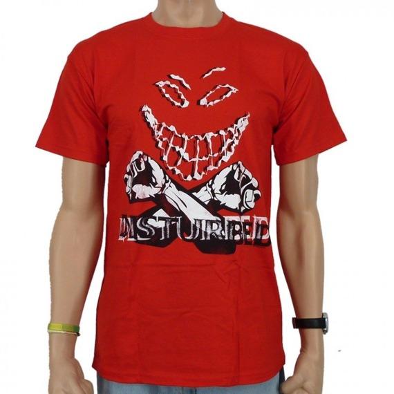koszulka DISTURBED - DOUBLE CROSS