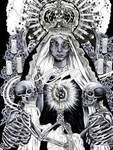 koszulka DISTURBIA - BLISSFUL MYTH