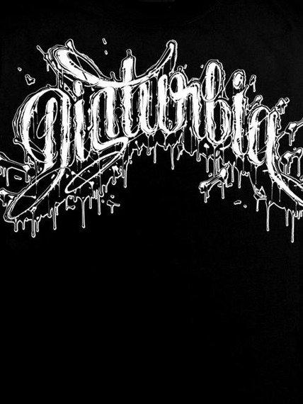 koszulka DISTURBIA - LOGO