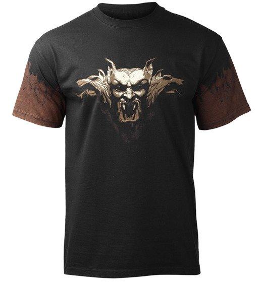 koszulka DRACULA barwiona