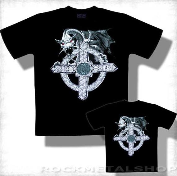 koszulka DRAGON CROSS