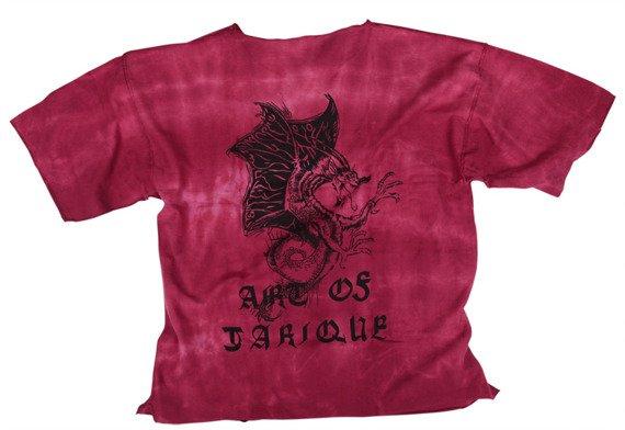 koszulka DRAGON kulturystyczna