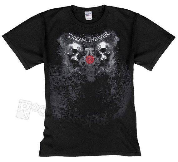 koszulka DREAM THEATER - DOUBLE SKULL