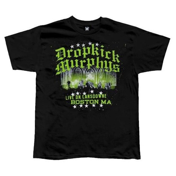 koszulka DROPKICK MURPHYS - LIVE ON LANSDOWNE