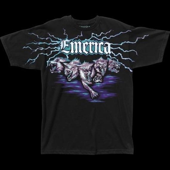 koszulka EMERICA - BEOWULF (BLACK) 09'